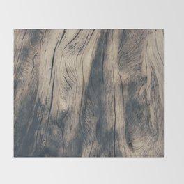 driftwood Throw Blanket