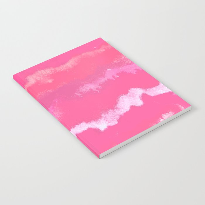 Colour Waves Notebook