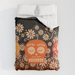 Day of the Dead ~ Dias de los Muertos Comforters