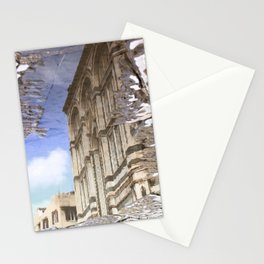 narcissistic duomo Stationery Cards