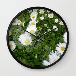 Find the bee Wall Clock
