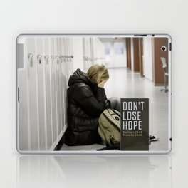 Don't Lose Hope Laptop & iPad Skin