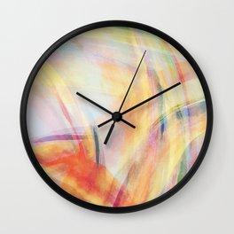 Inside the Rainbow 3 Wall Clock