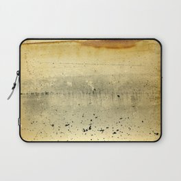 Distressed Paper Art Eleven Laptop Sleeve