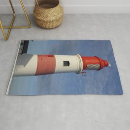 Souter lighthouse Rug