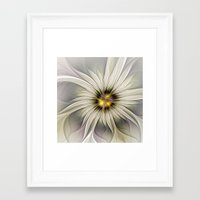 blossom Framed Art Prints featuring Blossom by gabiw Art