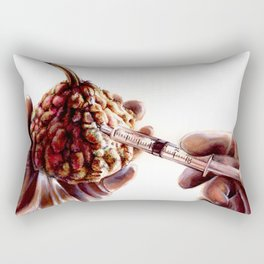 Oxytocin  Rectangular Pillow