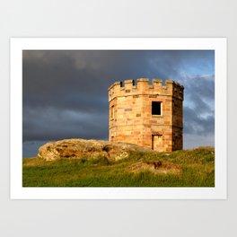 La Perouse Watch Tower Art Print