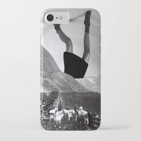velvet underground iPhone & iPod Cases featuring Underground by Kristina Haritonova