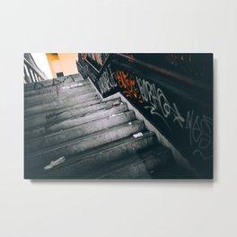 Graffiti I Metal Print