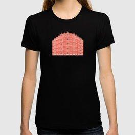 Hawa Mahal, Pink Wind Palace, Jaipur, India T-shirt
