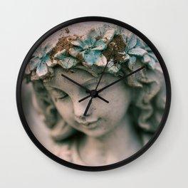 Dirty Halo Wall Clock