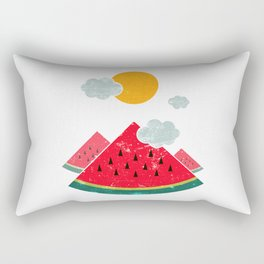 eatventure time! Rectangular Pillow