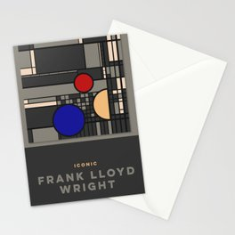 Poster of Frank Lloyd Wright Stationery Cards