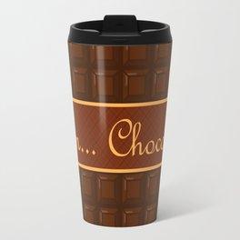 Mmm Chocolate Travel Mug