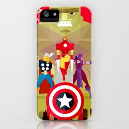 maravilosos iPhone Case