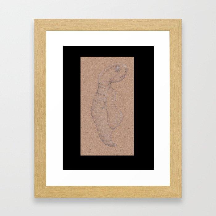 Specimen #92 Framed Art Print