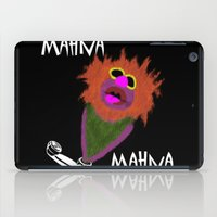 muppet iPad Cases featuring Mahna Mahna....great Muppet! by Linda V.