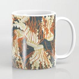 jellyfish slate Coffee Mug