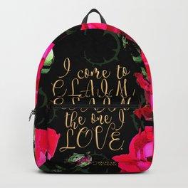 ACOTAR - Claim the one I love Backpack