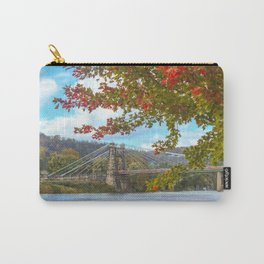 Fall at Wheeling Heritage Port Carry-All Pouch
