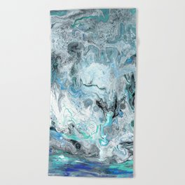 Shorebreak Beach Towel