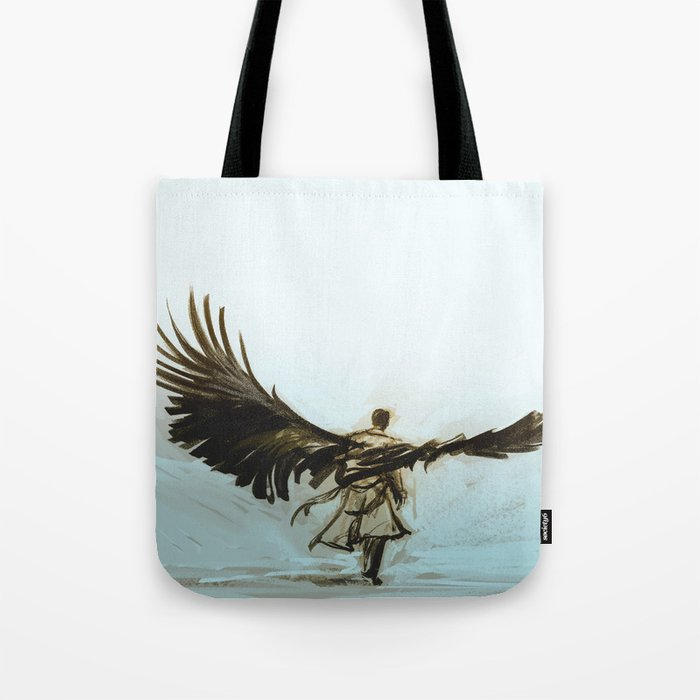 A Lonely Road Tote Bag