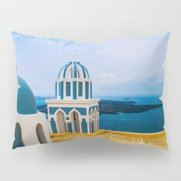 Church with a view Pillow Sham