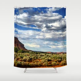Grand Staircase Shower Curtain