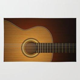 Classic Guitar Rug