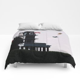 It Was No Surprise Comforters