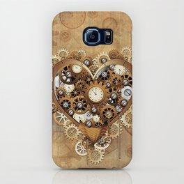Steampunk Heart Love iPhone Case