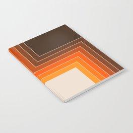 Cornered Golden Notebook