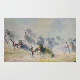 Soldiers Rug