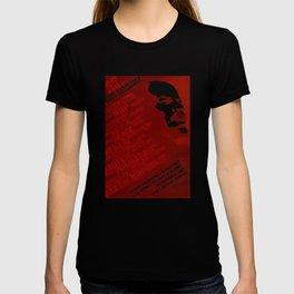 Russia, URSS Vintage, peace T-shirt