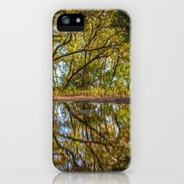 Mangrove Mirror iPhone Case