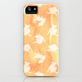 Rez Dogs iPhone Case