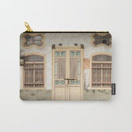 Old Shop House #26 Carry-All Pouch