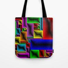 ColorBlox - Hammered Tote Bag