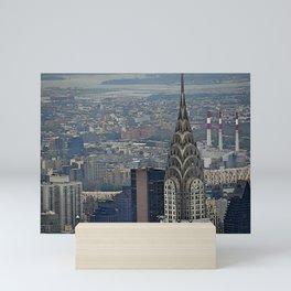 Miles of NYC Mini Art Print