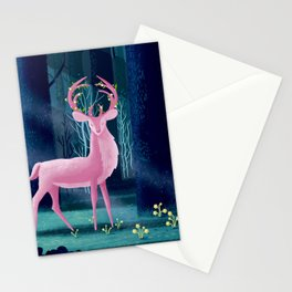 King Of The Enchanted Forest Stationery Cards