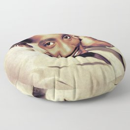 Otis Redding, Music Legend Floor Pillow