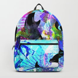 BLACK DOLPHIN Backpack