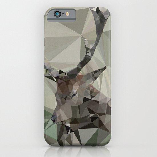 Cervus Elaphus iPhone & iPod Case