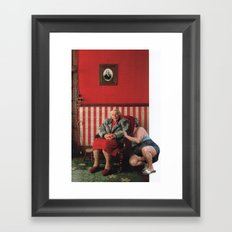 Hide And Seek Since 1943 Framed Art Print