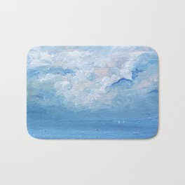 Mare 27 / seascape / Clouds / Sky Bath Mat