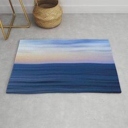 An Ocean Abstract II Rug