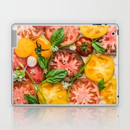 Heirloom Tomatoes Laptop & iPad Skin