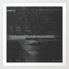 Depersonalisation 1 - 2 Art Print