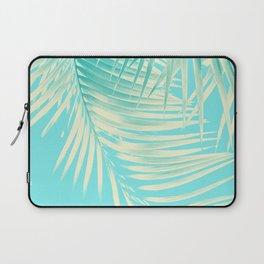 Palm Leaves Summer Vibes #4 #tropical #decor #art #society6 Laptop Sleeve